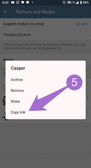أفضل طريقة لتصدير ملصقات تيليجرام واضافتها الى تطبيق واتس اب