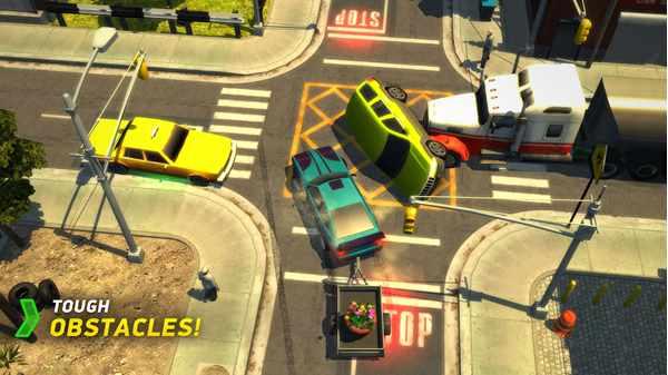 لعبة قيادة السيارة للأندرويد تستحق التجربة