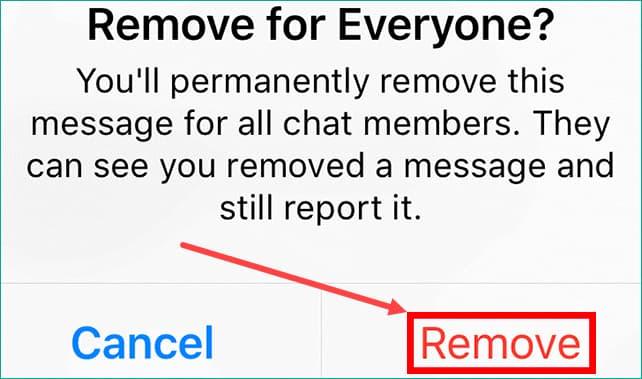 أفضل طريقة لـ حذف رسائل الفيسبوك من الطرفين بشكلٍ نهائي